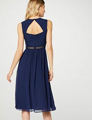 Amazon-Marke: TRUTH & Fable Damen brautkleid, Blau (Blue), M - 4