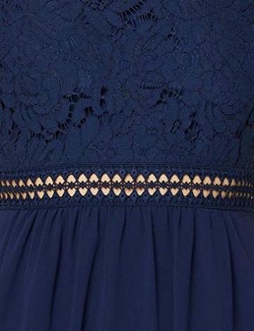 Amazon-Marke: TRUTH & Fable Damen brautkleid, Blau (Blue), M - 6