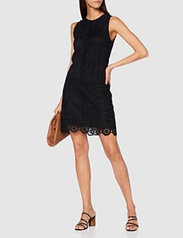 Desigual Damen Vest_madrid Casual Dress, Schwarz, L EU - 3