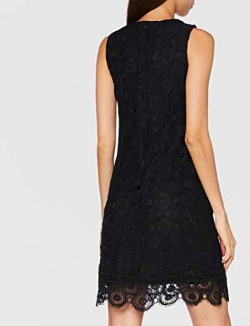 Desigual Damen Vest_madrid Casual Dress, Schwarz, L EU - 5
