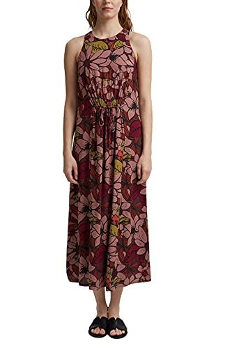 ESPRIT Collection Damen 061EO1E321 Kleid, 808/TERRACOTTA 4, 38 - 1