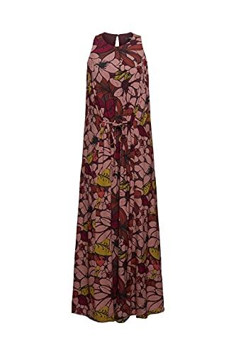 ESPRIT Collection Damen 061EO1E321 Kleid, 808/TERRACOTTA 4, 38 - 3